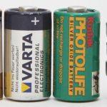 Sunking 4LR44, Varta 4SR44, Kodak PX28 and 4pcs GP LR44