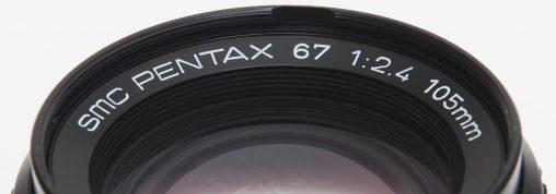 SMC PENTAX 67 1:2.4 105mm