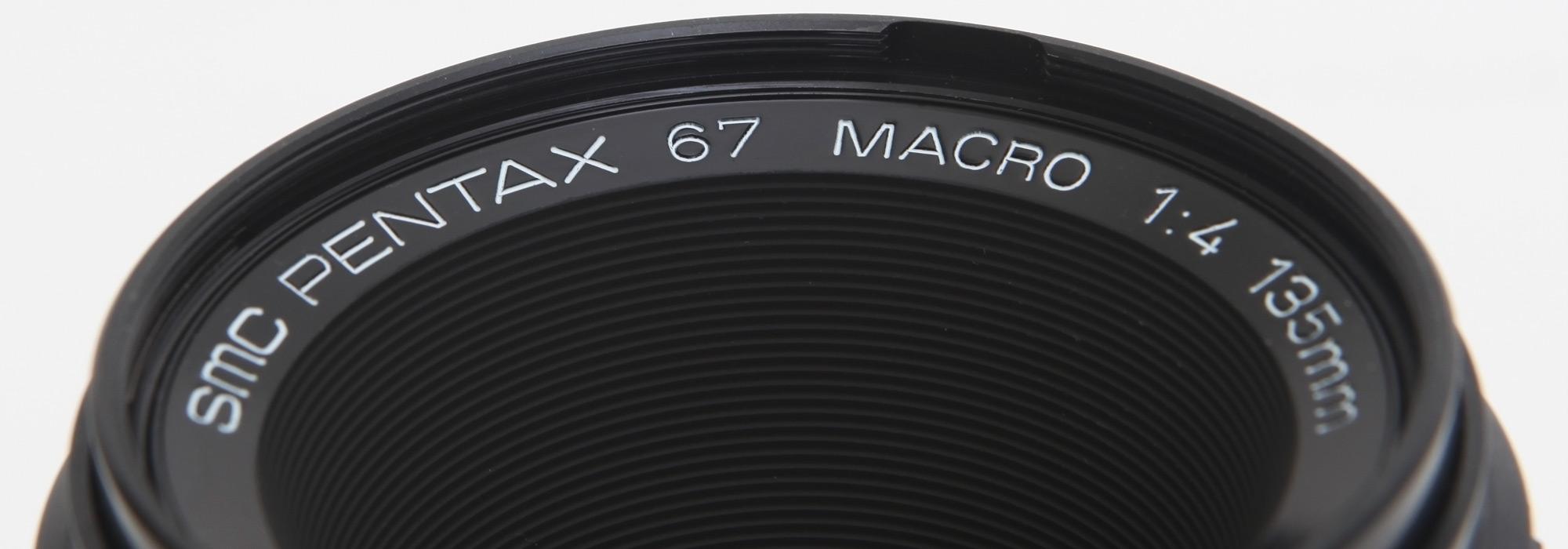SMC PENTAX 67 MACRO 1:4 135mm