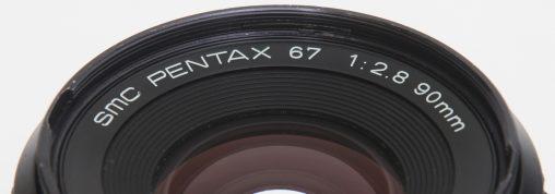 SMC PENTAX 67 1:2.8 90mm