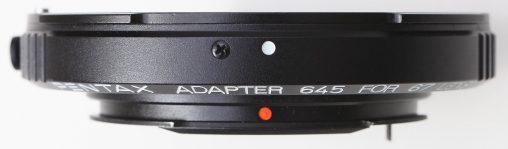 Pentax adapter 645 for 67 lens © Sasha Krasnov Photography