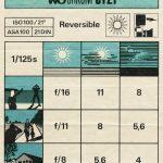 Sunny 16 Rule - ORWO CHROM UT21