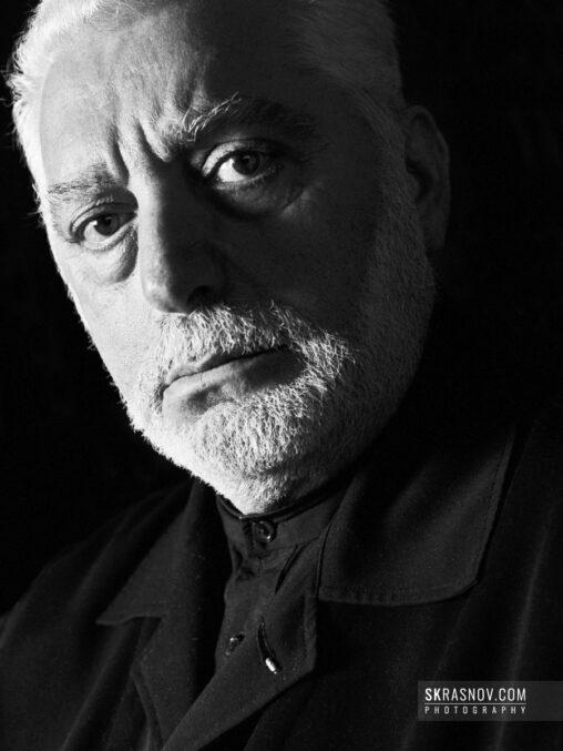 Paco Rabanne, fashion designer. Пако Рабан, кутюрье © Sasha Krasnov