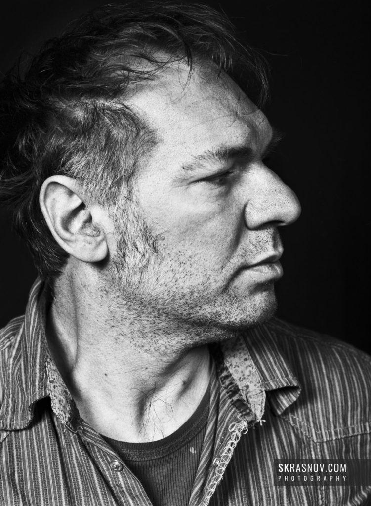 Valery Koshlyakov, artist. Валерий Кошляков, художник © Sasha Krasnov - Portrait Photographer