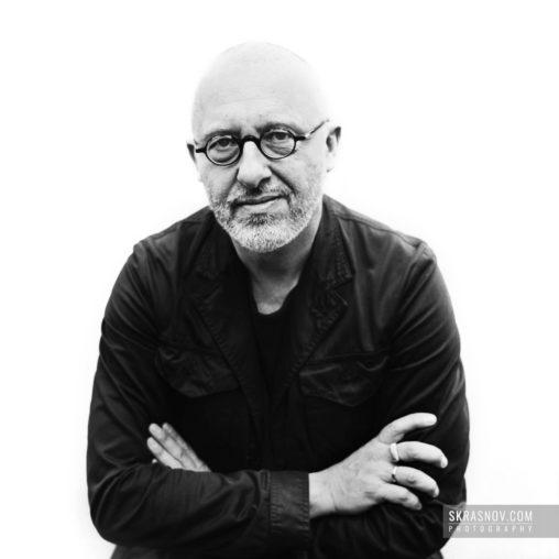George Pusenkoff, artist © Sasha Krasnov - Portrait Photographer
