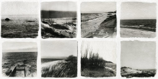Liquid emulsion prints - Curonian Spit © Sasha Krasnov