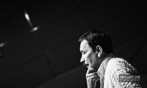 Vadim Abdrashitov, film director © Sasha Krasnov Photography