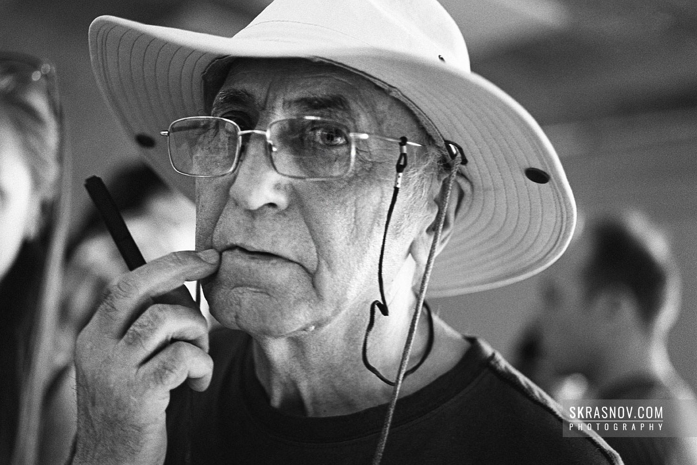 Vladimir Semin, photographer. Владимир Семин, фотограф © Sasha Krasnov - Portrait Photographer