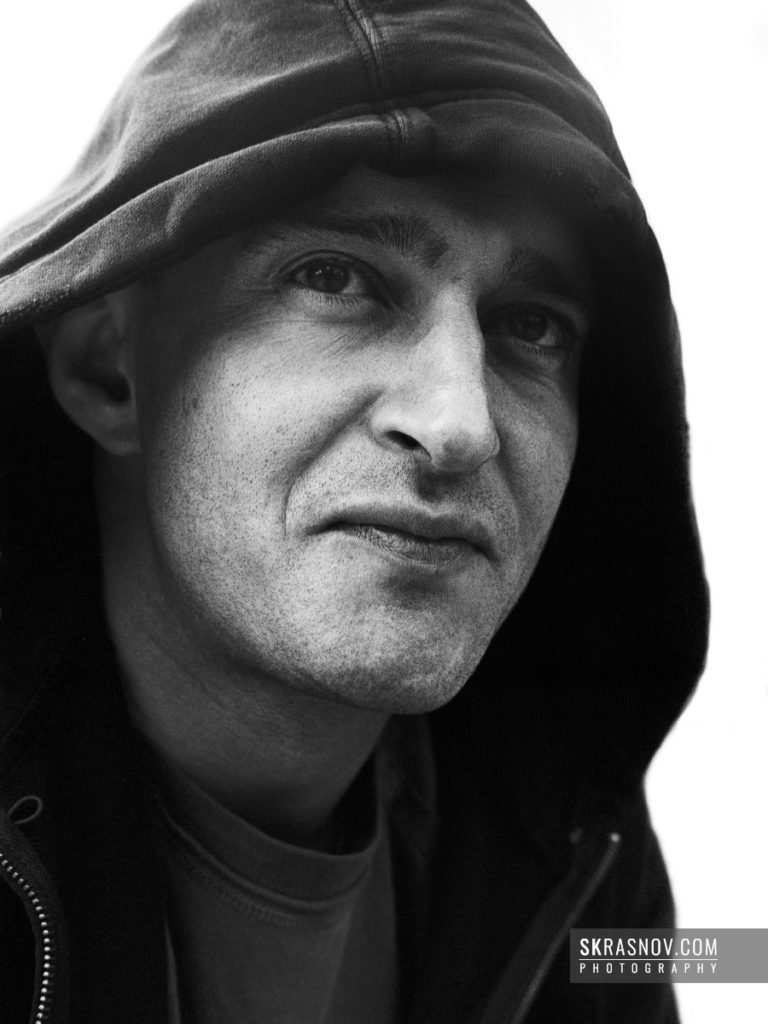 Konstantin Khabensky, actor. Константин Хабенский, актер. © Sasha Krasnov - Portrait Photographer