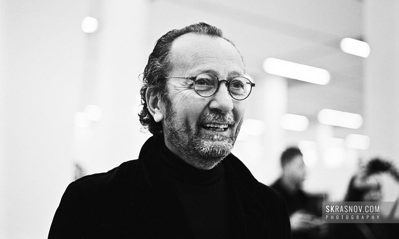 Paolo Roversi, photographer © Sasha Krasnov Photography