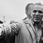 Garry Kasparov, chess grandmaster and former World Chess Champion. Гарри Каспаров, гроссмейстер, 13-й чемпион мира по шахматам © Sasha Krasnov - Portrait Photographer