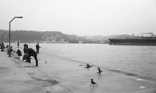 Yashica Electro 35 GL, Ilford Pan 400 #2, Istanbul, Constantinople © Sasha Krasnov Photography