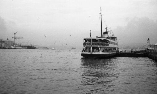 Yashica Electro 35 GL, Ilford Pan 400 #5, Istanbul, Constantinople © Sasha Krasnov Photography