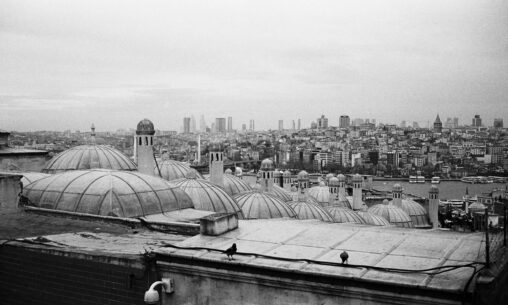 Yashica Electro 35 GL, Ilford Pan 400 #12, Istanbul, Constantinople © Sasha Krasnov Photography