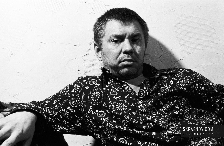 "Alexey Firsov, ""Lavism"" artist. Алексей Фирсов, художик лавизма © Sasha Krasnov - Portrait Photographer"