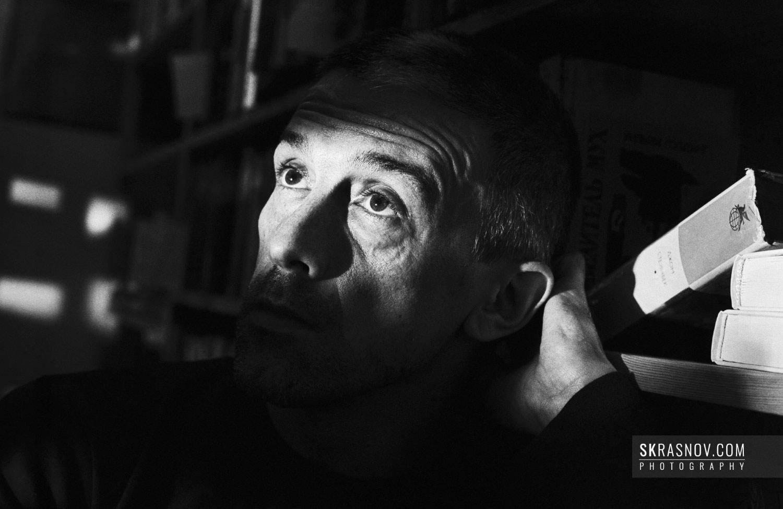 Eduard Boyakov, theater director. Эдуард Бояков, театральный режиссер © Sasha Krasnov