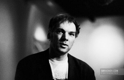 Valery Koshlyakov, artist. Валерий Кошляков, художник © Sasha Krasnov
