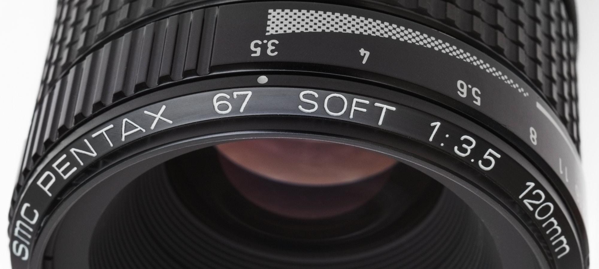 PENTAX 67 120mm 1:3.5 SOFT © Sasha Krasnov Photography